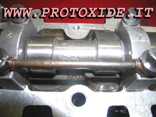 Lancia delta 2 0 8 16v turbo intergrale protoxide for Impianto idraulico pex vs rame
