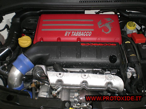 Fiat Grandepunto Abarth 500 1 4 Turbo 16v Abarth T Jet 500