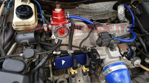 Fiat punto gt protoxide e uno turbo 1 3 ie 1 4 ie 1 6 ie - Portata e pressione acqua ...