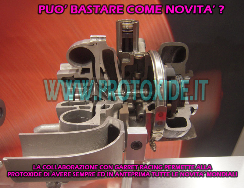 PROTOXIDE TURBOCHARGER TURBOCMPRESSORI TURBO CUSCINETTI